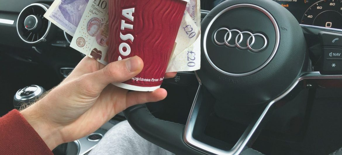 Costa Coffee Saving Money